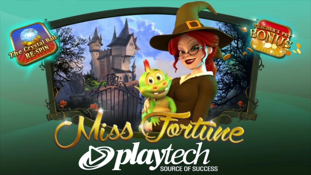 Miss-Fortune-Playtech