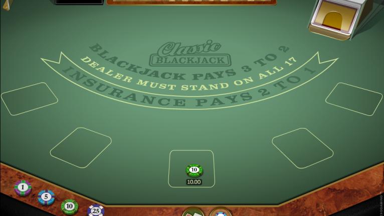 Blackjack Clàsico de Oro - Blackjack