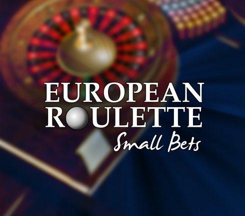 Ruleta Europea de Bajas Apuestas - Roulette
